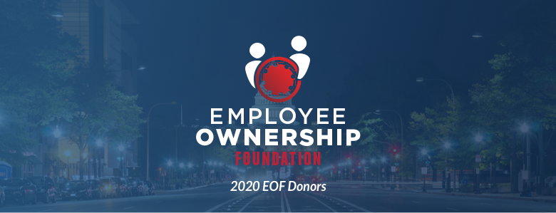 Employee Ownership Foundation 2020 Donors List Article Header Image